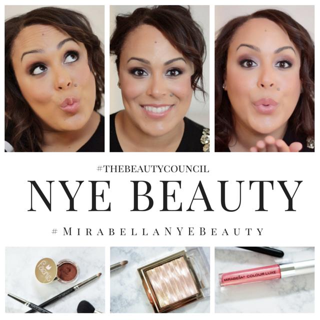 #MirabellaNYEBeauty- Mirabella-Beauty-Makeup - #thebeautycouncil