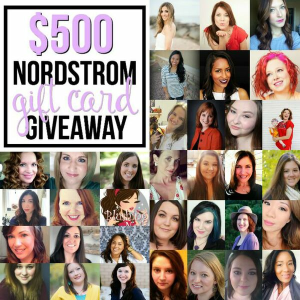 BST Giveaway- Nordstrom