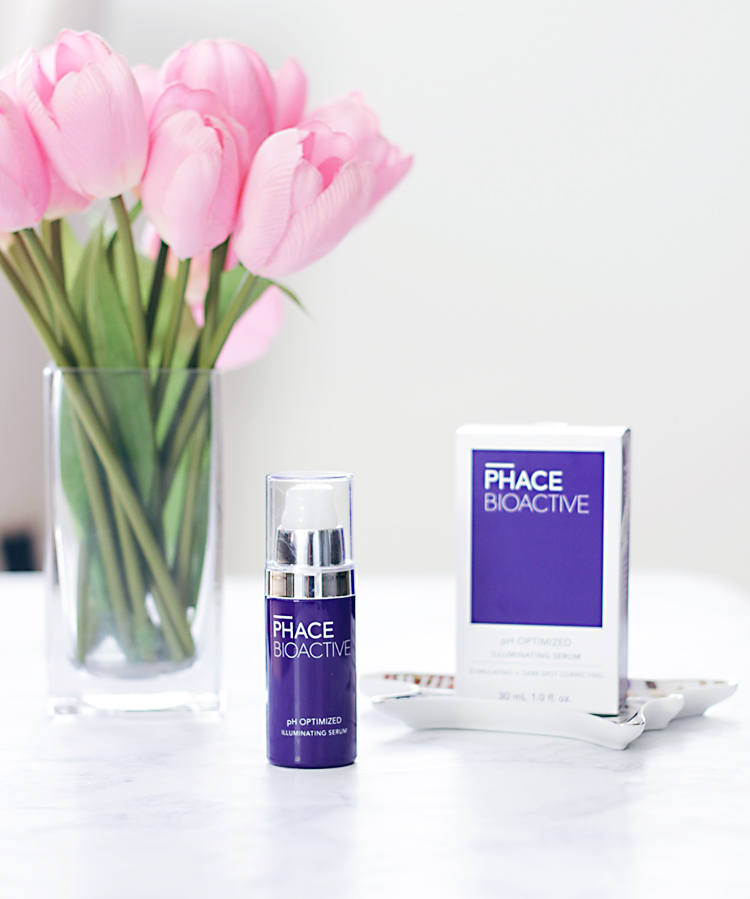 Time to get rid of hyperpigmentation quickly thanks to Phace Bioactive skincare. This amazing illuminating serum will change the way hyperpigmentation and your skin look. - Makeup Life and Love | http://www.makeuplifelove.com