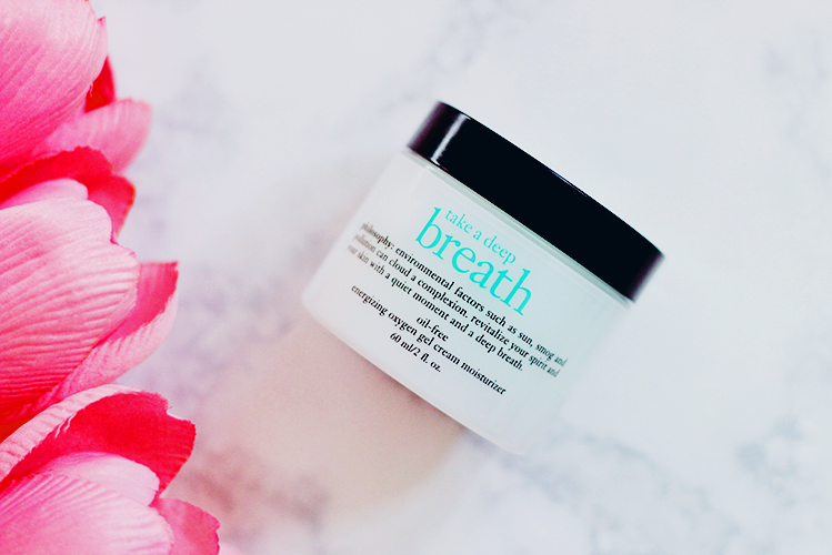 Take A Deep Breath- Philosophy-Skincare-Skin-Sephora-Haul