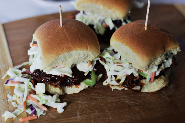 #FinalFourPack-Pulled Pork sliders-CocaCola-#CollectiveBias