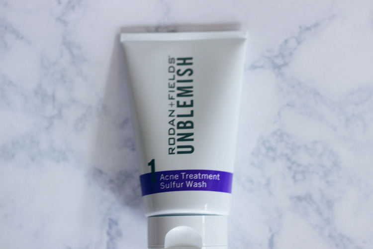 4 Easy Tips to Getting Clear Skin thanks to a bit of help from Rodan + Fields Unblemish skincare regimen- skincare- rodan fields- unblemish