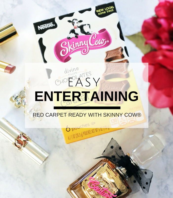 MakeupLifeLove-Red Carpet-Skinny Cow-Caramel Divine Truffles-food-Nestle