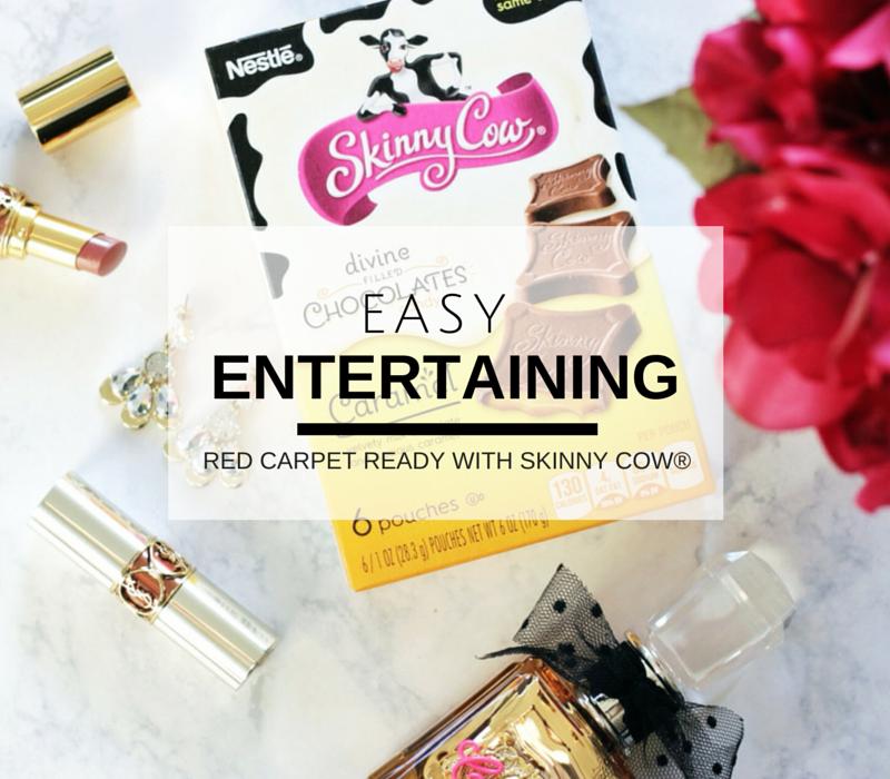 MakeupLifeLove-Red Carpet-Skinny Cow-Caramel Divine Truffles-food-Nestle