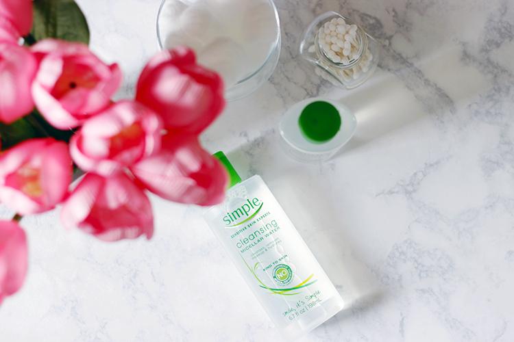 Simple Skincare- Simple-Micellar Cleansing Water-Micealler Water- http://makeuplifelove.com/simple-micellar-water