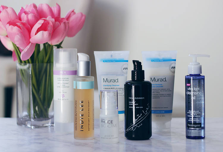 Not sure what kind of cleanser to use? Keep reading as Jamie rounds up her favorite cleanser for each skin care in this week's Skincare Basics. Find out more: http://www.makeuplifelove.com