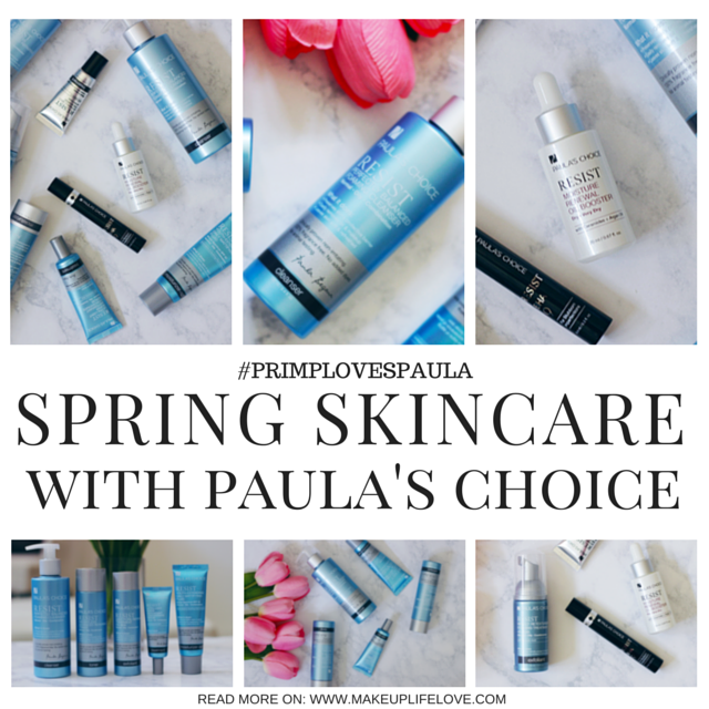 Skincare Overhaul with Paula's Choice
