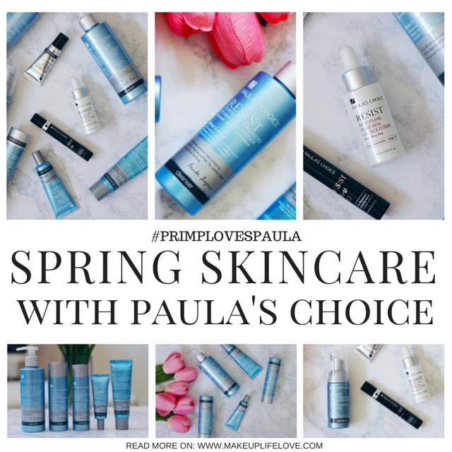 Skincare Overhaul with Paula's Choice