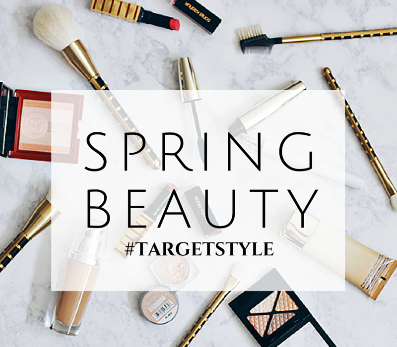 Spring Beauty Bag Refresh #TargetStyle-2