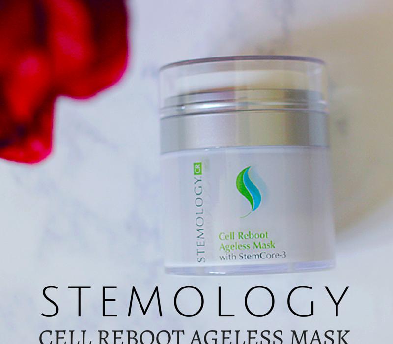 Stemology Skincare Cell Reboot Ageless Mask