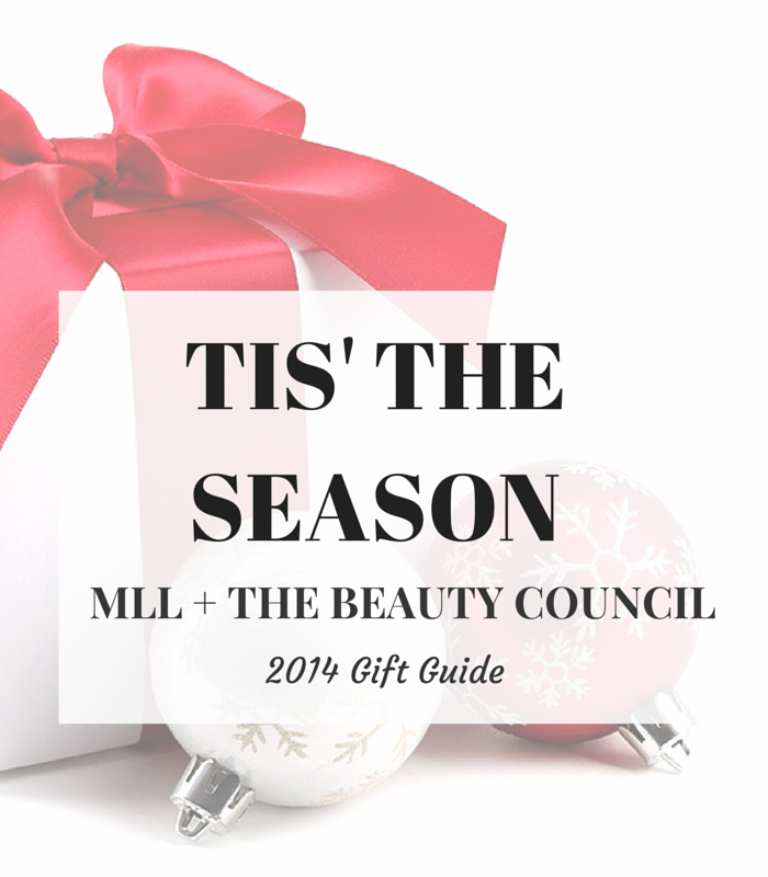 MakeupLifeLove-Beauty Council-Gift Guide-Christmas 2014-beauty-skincare-love
