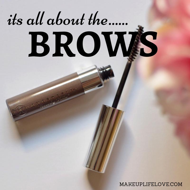 ULTA BEAUTY-Anastasia Beverly Hills-BROWS-Brow Gel- ULTA 21 Days of Beauty