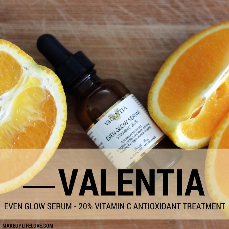 Valentia-Vitamin C- Serum-sikin care- beauty-makeuplifelove