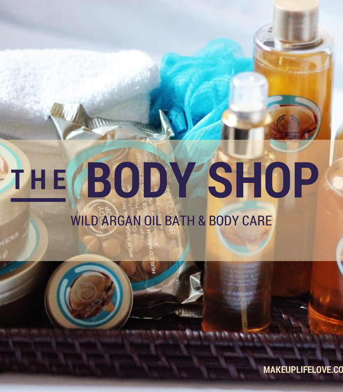 The Body Shop-Wild Argan- Body care-bath-body butter-amazing